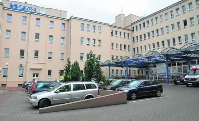 Szpital Powiatowy w Szamotułach otrzymał od Grupy Amica wsparcie finansowe. Inne szpitale - sprzęt AGD.