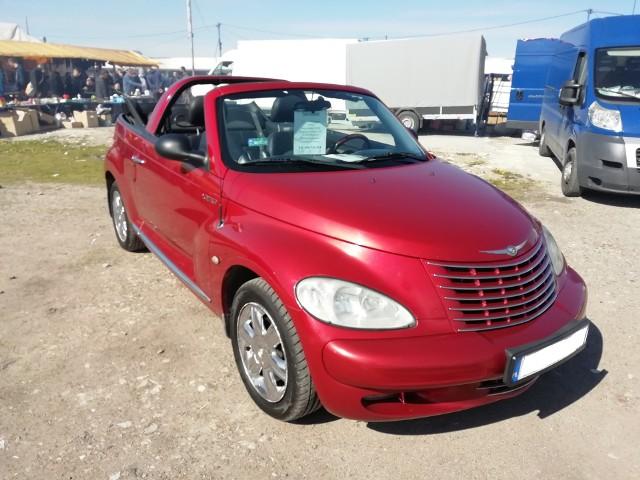 Zobacz, jakie samochody można dziś było kupić na giełdzie na Załężu.
