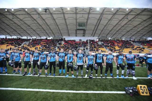 Futbol amerykański to jedna z dyscyplin na zaproszenie podczas TWG 2017