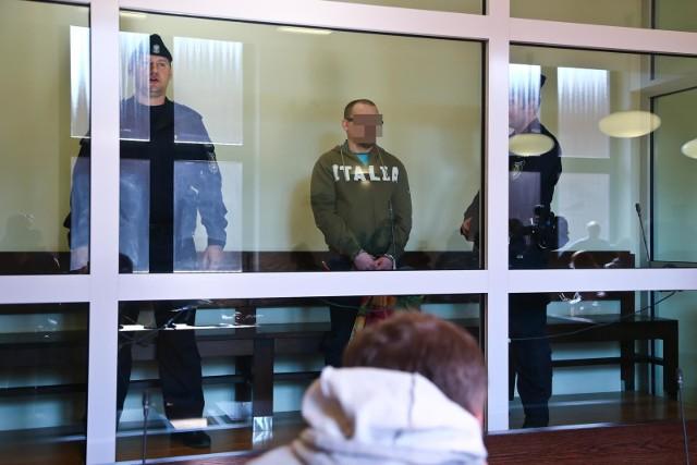 Oskarżony Ireneusz M. nie przyznaje się do winy.