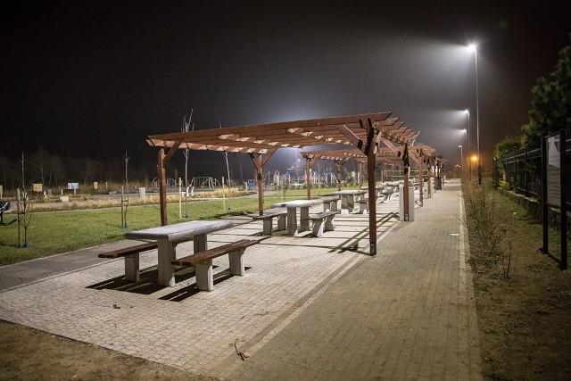 Nowe lampy w gminie Władysławowo
