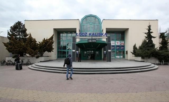 Do zakończonej ciosem nożem awantury doszło przed wejściem do hali dworca Kaliskiego