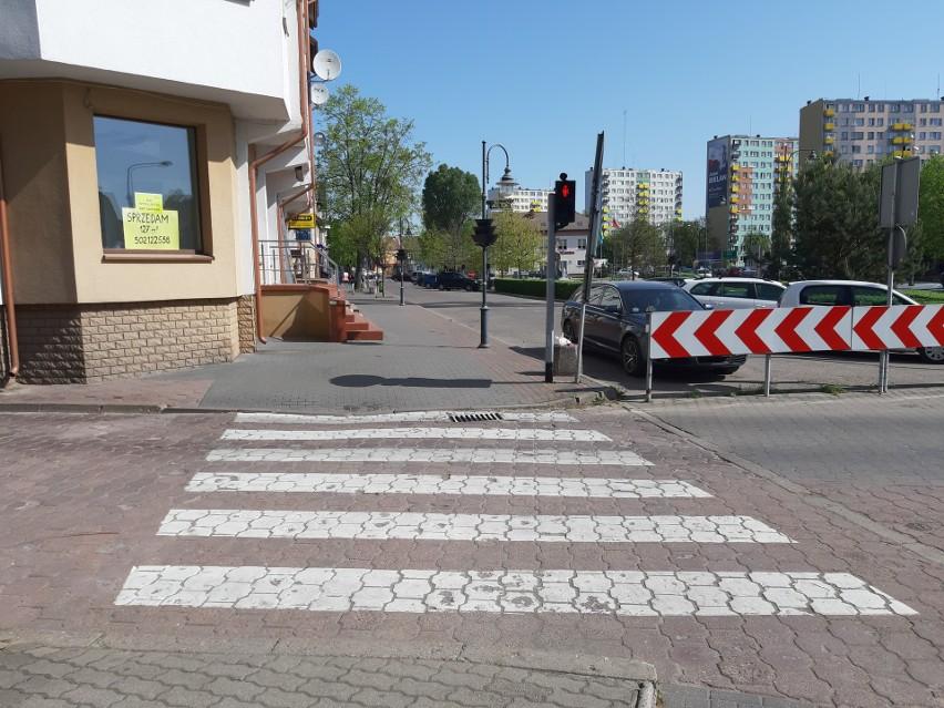Ostrołęka, ulica Rejtana