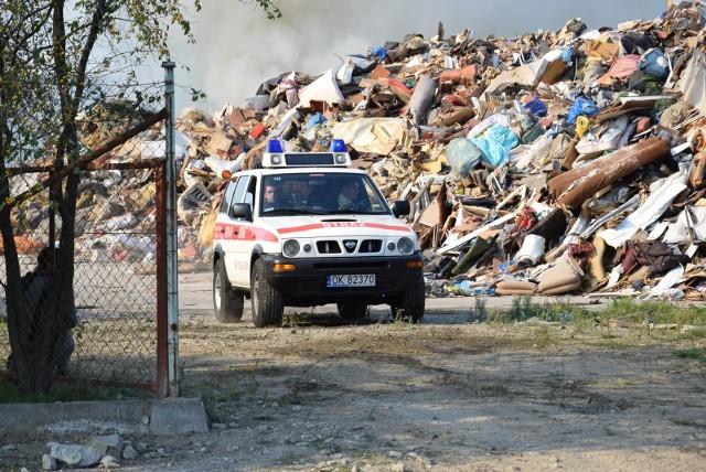 Ekologiczna bomba tyka koło Kutna. Wysypisko śmieci w Łaniętach groźne jak to w Zgierzu
