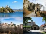 Najpiękniejsze małopolskie zamki [ZOBACZ ZDJĘCIA]