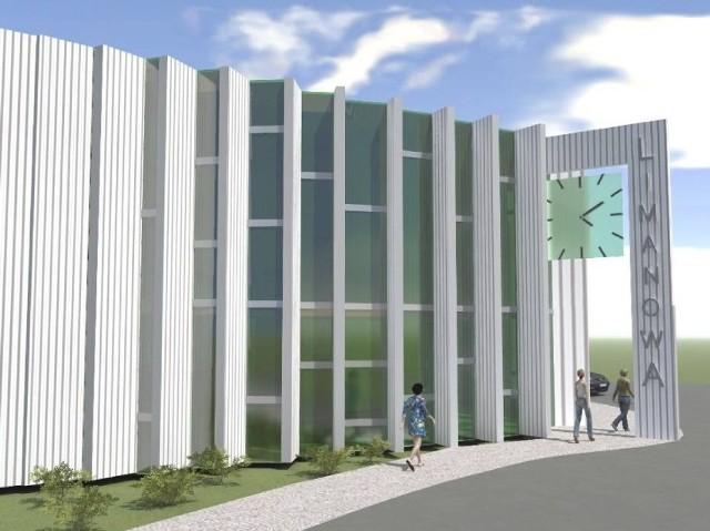 Dworzec przesiadkowy w Limanowej będzie nowoczesny