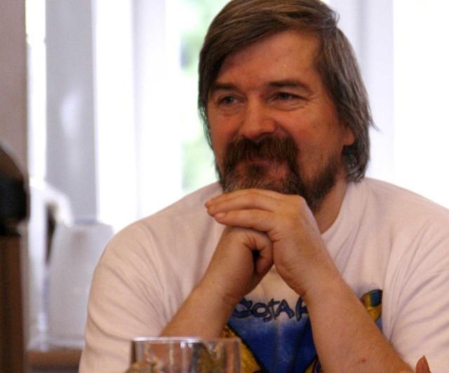 Mario Lesiński po raz czwarty był bezkonkurencyjny w rzeźbiarstwie.