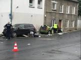 Tragiczny wypadek w Koninie – jedna osoba nie żyje, dwie są ranne [ZDJĘCIA]