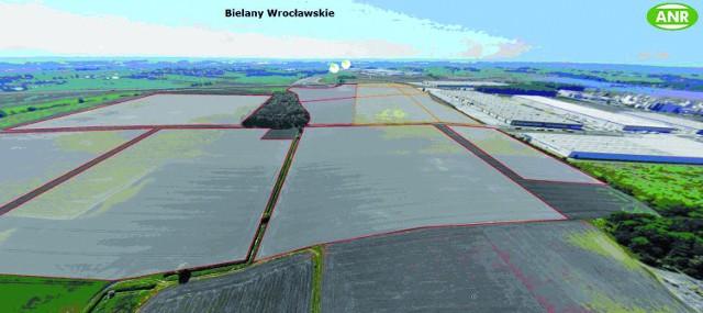 Bielany Wrocławskie to bardzo atrakcyjny teren. Niedawno ANR sprzedała tam działkę za 75 milionów złotych. Czy w 2016 roku ten rekord zostanie pobity?
