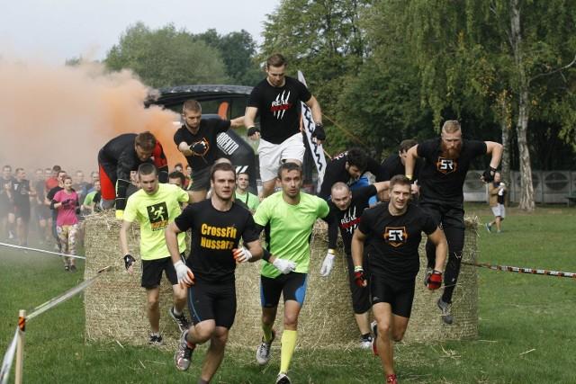 Men Expert Survival Race w Katowicach