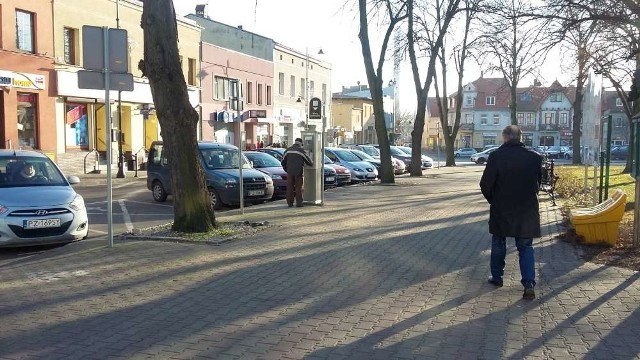 W Mosinie parkują po nowemu