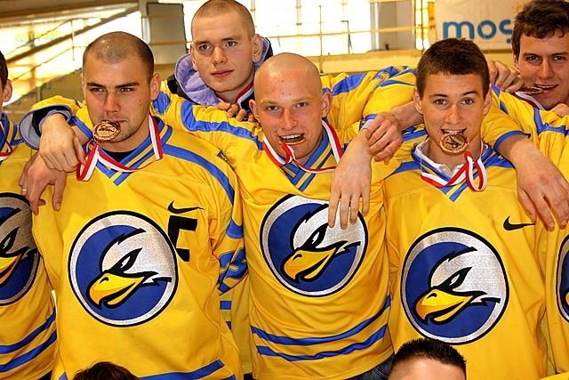 Orlik Opole zdobyl brązowy medal Mistrzostw Polski w hokeju na lodzie.