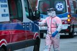 Epidemia: Raport minuta po minucie. Ponad tysiąc zmarłych