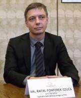 Piła: Rafał Fonferek - Szuca nowym dyrektorem szpitala