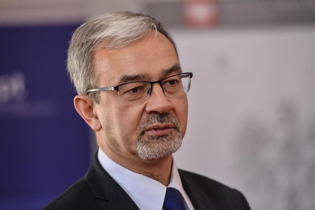 Województwo śląskie może stracić miliony euro z programów unijnych – ostrzega minister Jerzy Kwieciński