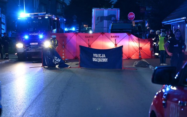 Sprawca wypadku w Daleszycach, w którym zginęła kobieta i jej 4-letnia córka, usłyszał już zarzuty.