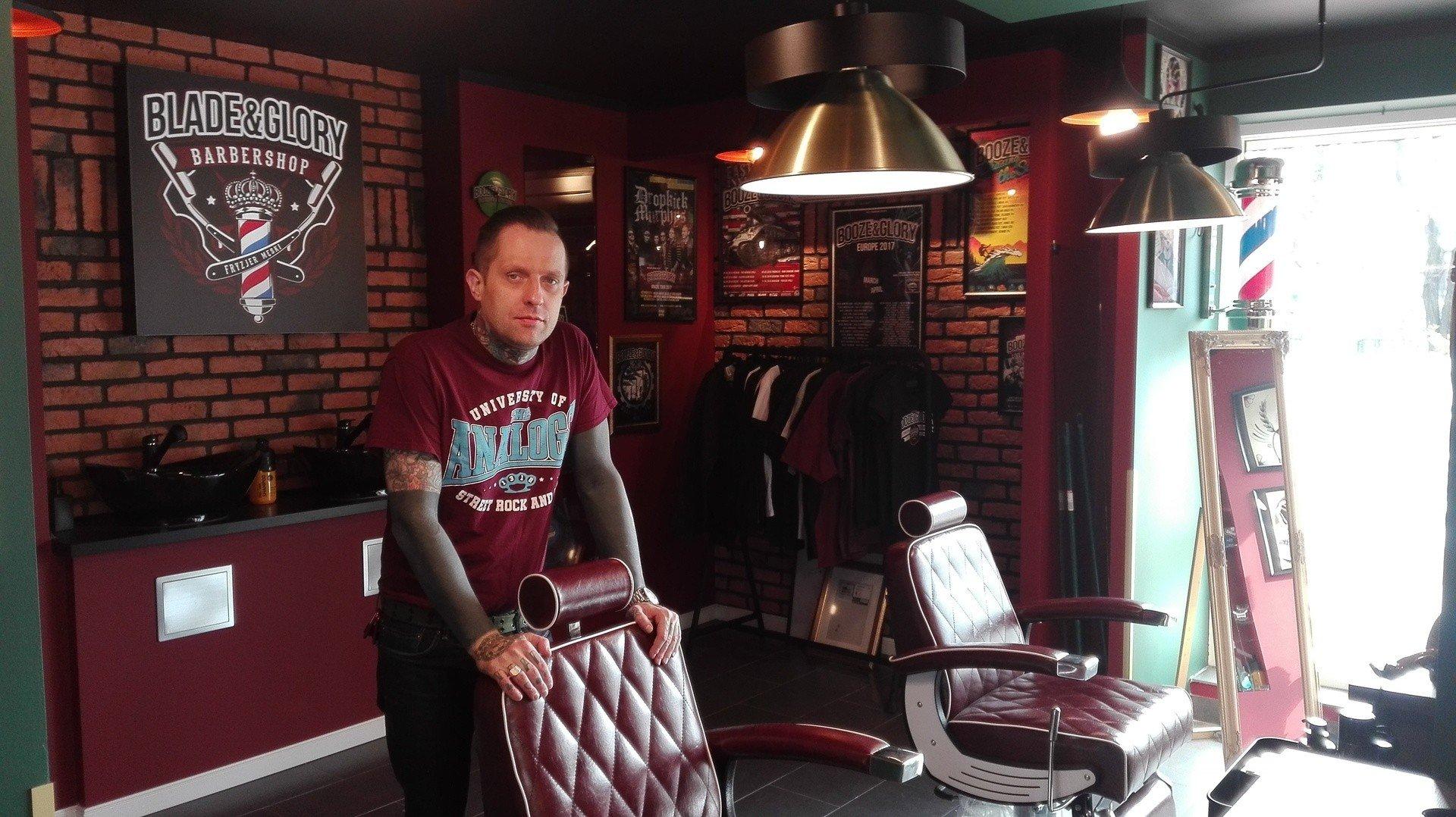 Sosnowiec Będzie Nowy Barber Shop W Rockandrollowych Klimatach