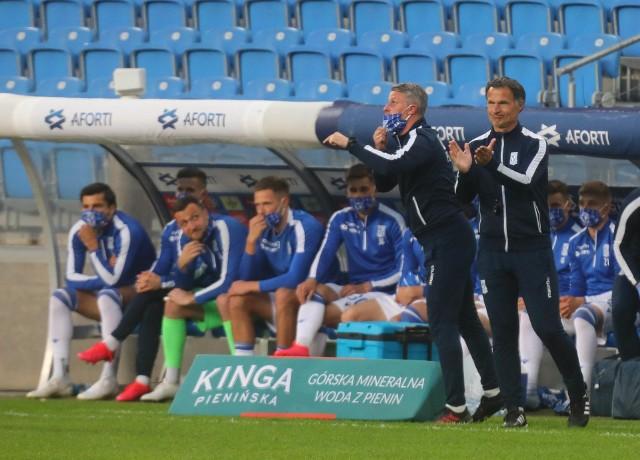Dariusz Skrzypczak od 10 listopada pozostaje bez pracy, kiedy to został zwolniony ze stanowiska pierwszego trenera Stali Mielec, w której pracował tylko 3,5 miesiąca.