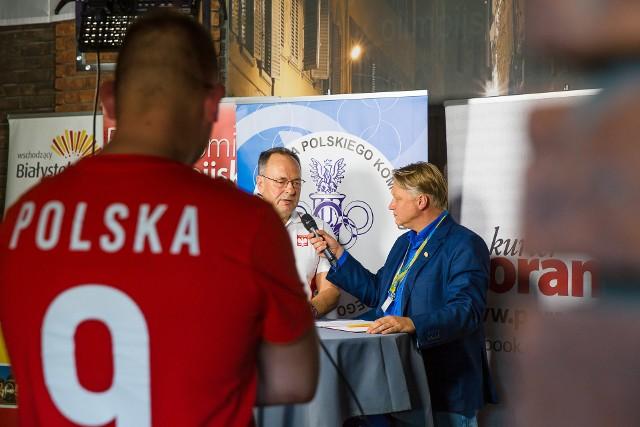 Janusz Kochan galą sportu chce promować Białystok. Za miejskie pieniądze.