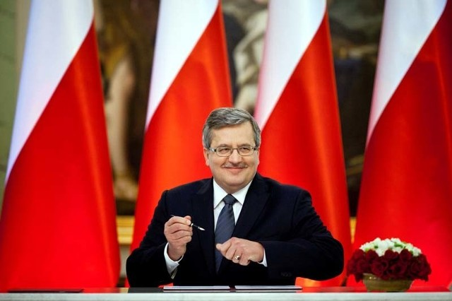 Prezydent Bronisław Komorowski nominował na profesorów trzech białostockich lekarzy