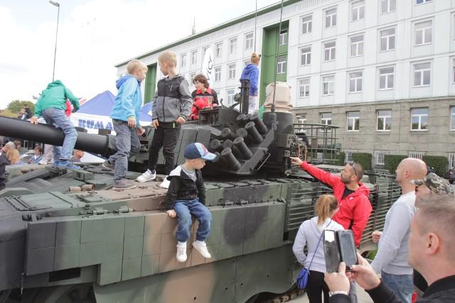 Piknik militarny w Gliwicach, 22 września 2018