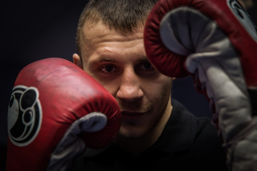 Kamil Szeremeta efektownie zakończył walkę z Rubenem Diazem