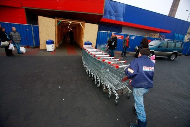 Tesco zamyka sklepy w Polsce. Część z nich przejmie Kaufland?