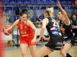 Pierwsza liga koszykarek. Porażki UKS Basket SMS Aleksandrów, Grot Lauer Pabianice i AZS Umed Widzewa Łódź