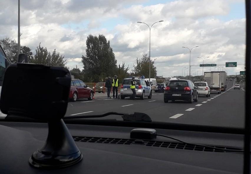 - Ze wstępnych ustaleń policji wynika, że kierujący...