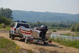 Łukanowice. Strażacy odnaleźli ciało 20-latka, który w poniedziałek zaginął na Dunajcu