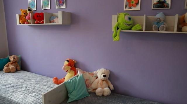 Nowe mieszkanie jest ogromnym wsparciem dla pani Joanny i jej rodziny.
