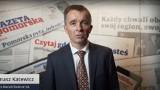 Tomasz Katewicz, Mondi Świecie: Znaleźliśmy sposób, by funkcjonować w tak trudnym okresie [wideo]