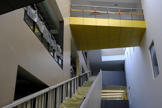 Tak prezentuje się nowy szpital na Bielanach w Toruniu.