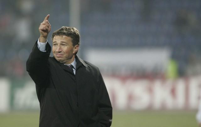 Dan Petrescu już po pierwszym meczu udowodnił, że wnosi nową jakość do Orange Ekstraklasy.