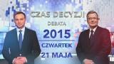 Debata Duda-Komorowski w TVN i TVN24 [DATA, GODZINA]