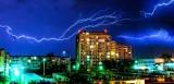Zachodniopomorskie: IMGW ostrzega przed burzami z gradem i porywistym wiatrem do 75km/h