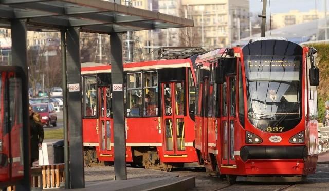 W Bytomiu od rana w poniedziałek, 24 września, nie jeżdżą tramwaje przez ul. Katowicką