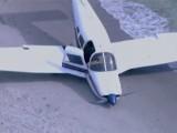 Awaryjne lądowanie na plaży w USA. Jeden plażowicz nie żyje, 9-latka walczy o życie [wideo]
