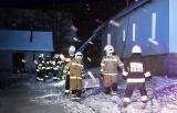 Gmina Grybów. Groźny pożar domu w Gródku. Strażacy szybko zjawili się na miejscu