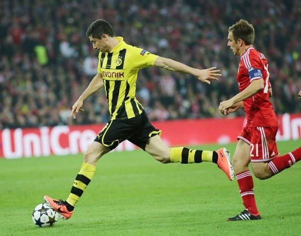 Borussia gra z Bayernem w finale Pucharu Niemiec