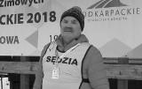 Nie żyje Józef Filip - trener, sędzia i działacz narciarski