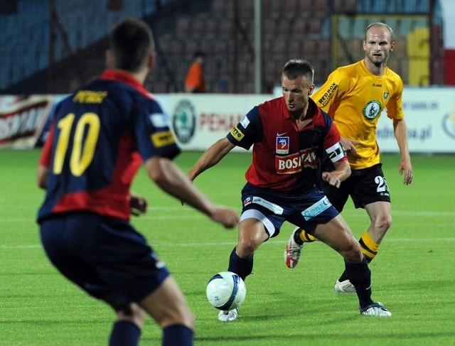 Pogon Szczecin - GKS KatowiceMecz Pogon Szczecin - GKS Katowice 3:0.