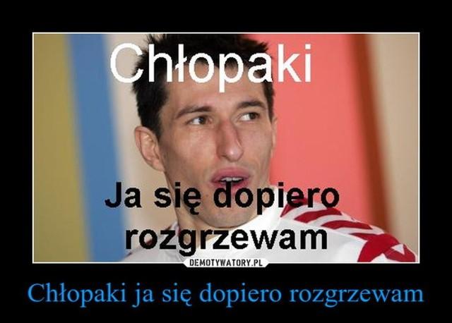 Memy po meczu Polska - Francja
