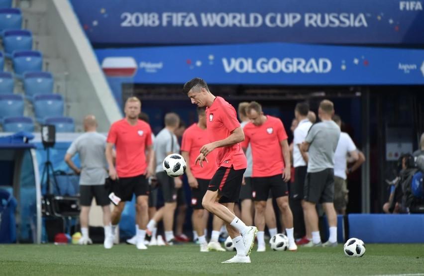 Mecz z Japonią w Wołgogradzie będzie ostatnim dla Polaków w...