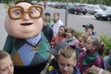 Maskotki znane z telewizyjnych reklam pojawiły się na ulicach (zdjęcia)