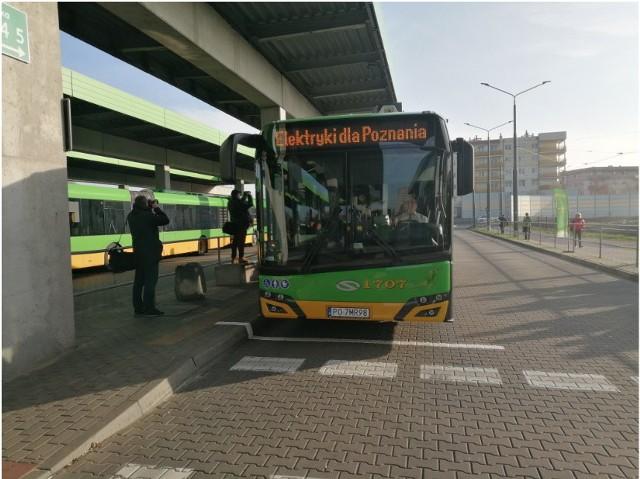 MPK i ZTM dokonały zmian w rozkładach jazdy autobusów odjeżdżających z os. Sobieskiego