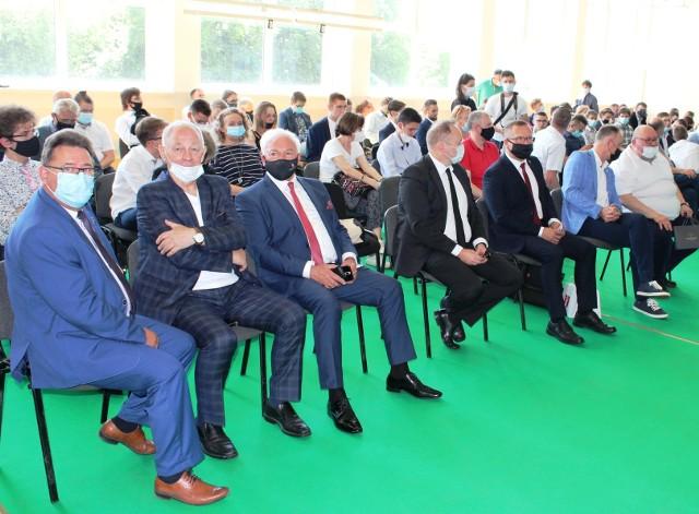 Finał VI Ogólnopolskiej Olimpiady Wiedzy Historycznej w Golubiu-Dobrzyniu zorganizowano na zamku oraz w Zespole Szkół nr 1 w Golubiu-Dobrzyniu