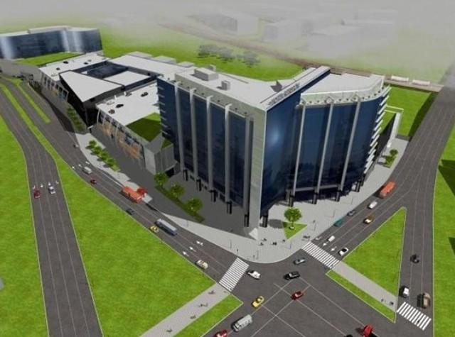 Tak będzie wyglądać nowe centrum Rzeszowa, które w w dużej mierze zrealizuje kielecka firma Fabet Konstrukcje