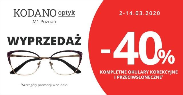 Salon optyczny Ostrów Wlkp. Oprawy okularowe, okulary