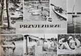 Przyjezierze. Tak przedstawiano tę wczasową miejscowość na pocztówkach z lat 60. i 70. Zobaczcie zdjęcia